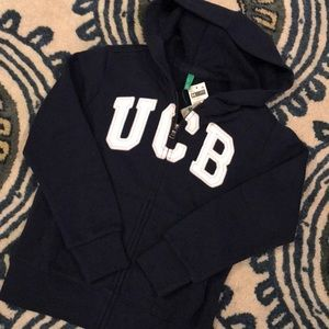 United Colors of Benetton zippered Hoodie